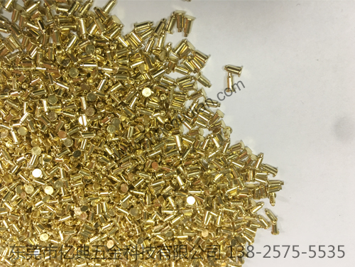 温州黄铜铆钉