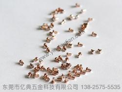 温州三复合银触点